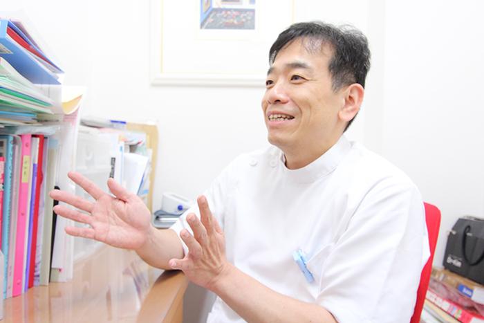 院長・歯科医師長谷川 浩之/はせがわひろゆき